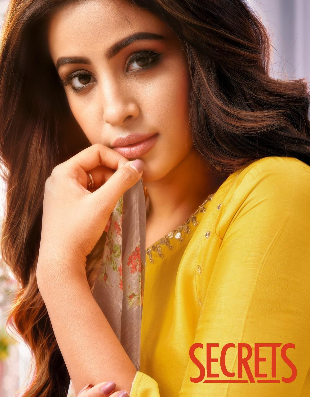 Kapil Trendz Secrets Salwar Suit Wholesale Catalog 9 Pcs 1 - Kapil Trendz Secrets Salwar Suit Wholesale Catalog 9 Pcs