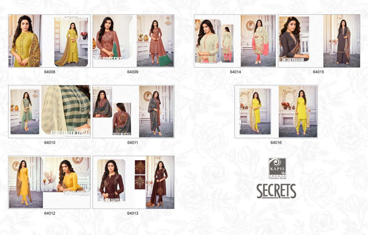 Kapil Trendz Secrets Salwar Suit Wholesale Catalog 9 Pcs 12 - Kapil Trendz Secrets Salwar Suit Wholesale Catalog 9 Pcs