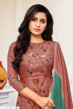 Kapil Trendz Secrets Salwar Suit Wholesale Catalog 9 Pcs