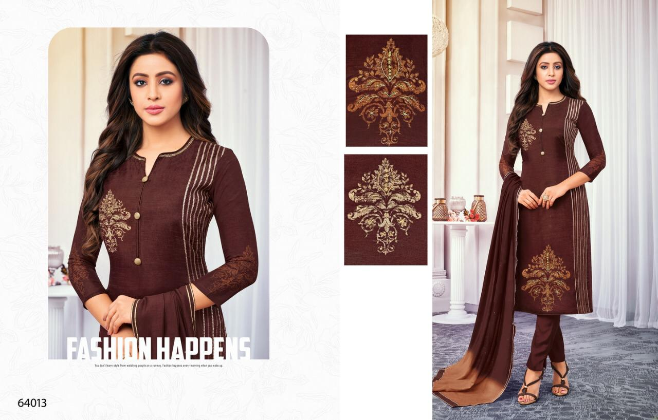 Kapil Trendz Secrets Salwar Suit Wholesale Catalog 9 Pcs 3 - Kapil Trendz Secrets Salwar Suit Wholesale Catalog 9 Pcs