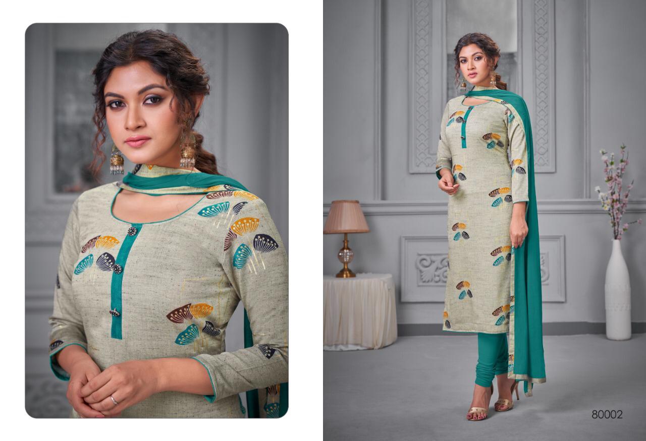 Kapil Trendz Silk to Silk Salwar Suit Wholesale Catalog 7 Pcs 3 - Kapil Trendz Silk to Silk Salwar Suit Wholesale Catalog 7 Pcs