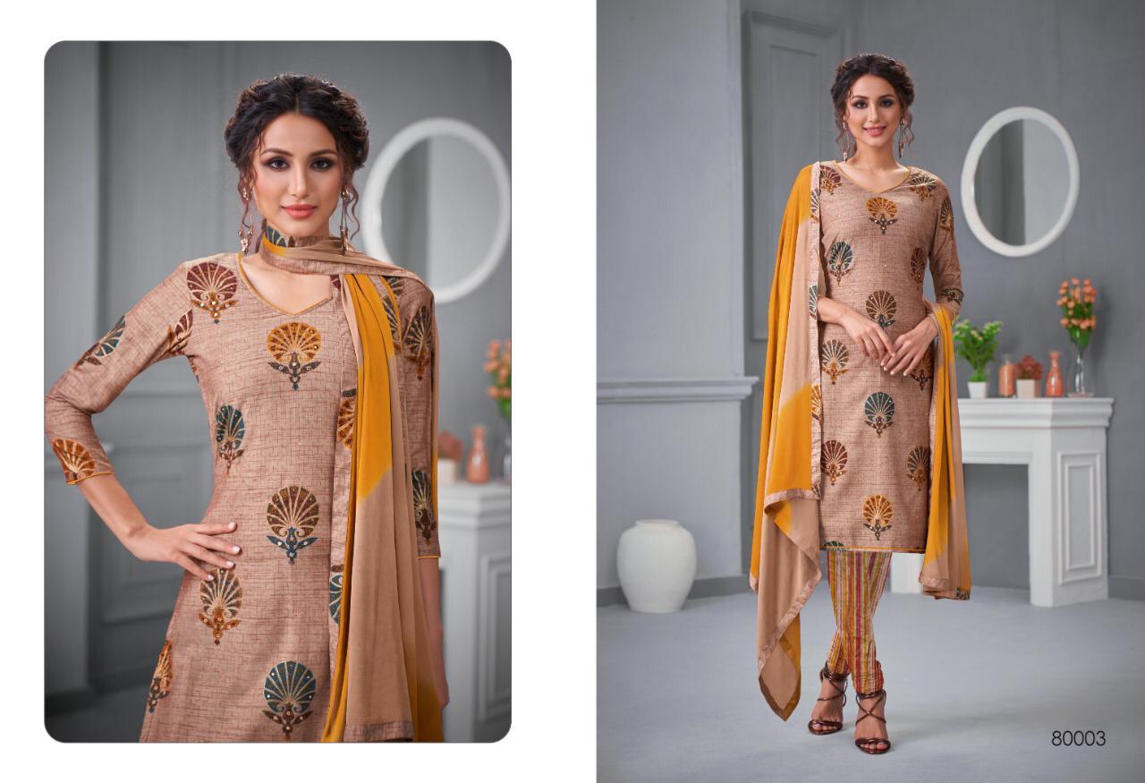 Kapil Trendz Silk to Silk Salwar Suit Wholesale Catalog 7 Pcs 4 - Kapil Trendz Silk to Silk Salwar Suit Wholesale Catalog 7 Pcs