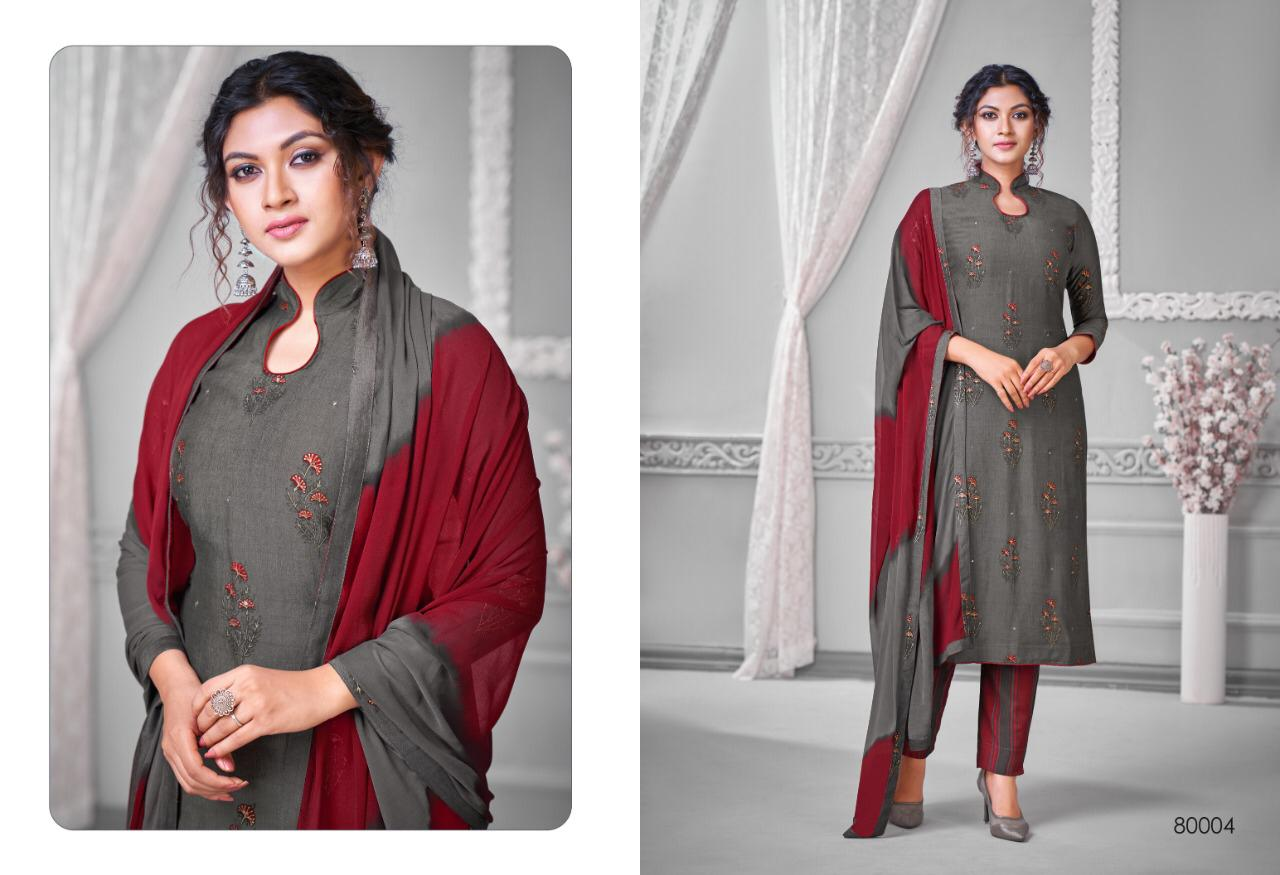 Kapil Trendz Silk to Silk Salwar Suit Wholesale Catalog 7 Pcs 5 - Kapil Trendz Silk to Silk Salwar Suit Wholesale Catalog 7 Pcs
