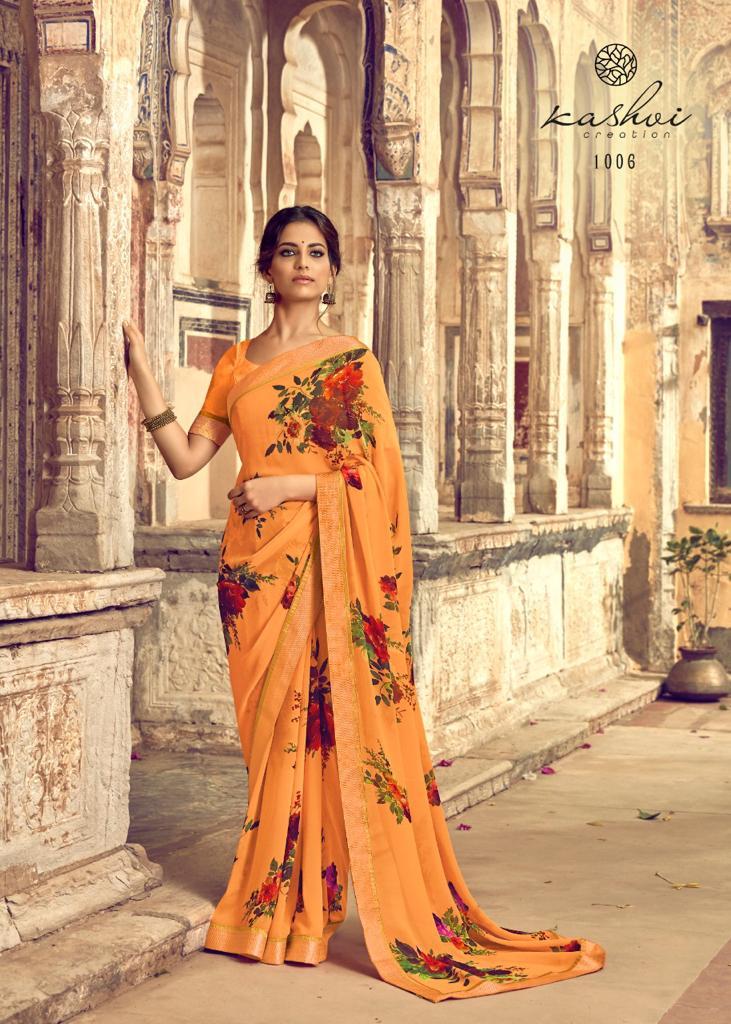 Kashvi Orchid by Lt Fabrics Saree Sari Wholesale Catalog 10 Pcs 14 - Kashvi Orchid by Lt Fabrics Saree Sari Wholesale Catalog 10 Pcs