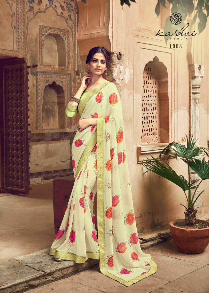 Kashvi Orchid by Lt Fabrics Saree Sari Wholesale Catalog 10 Pcs 16 - Kashvi Orchid by Lt Fabrics Saree Sari Wholesale Catalog 10 Pcs