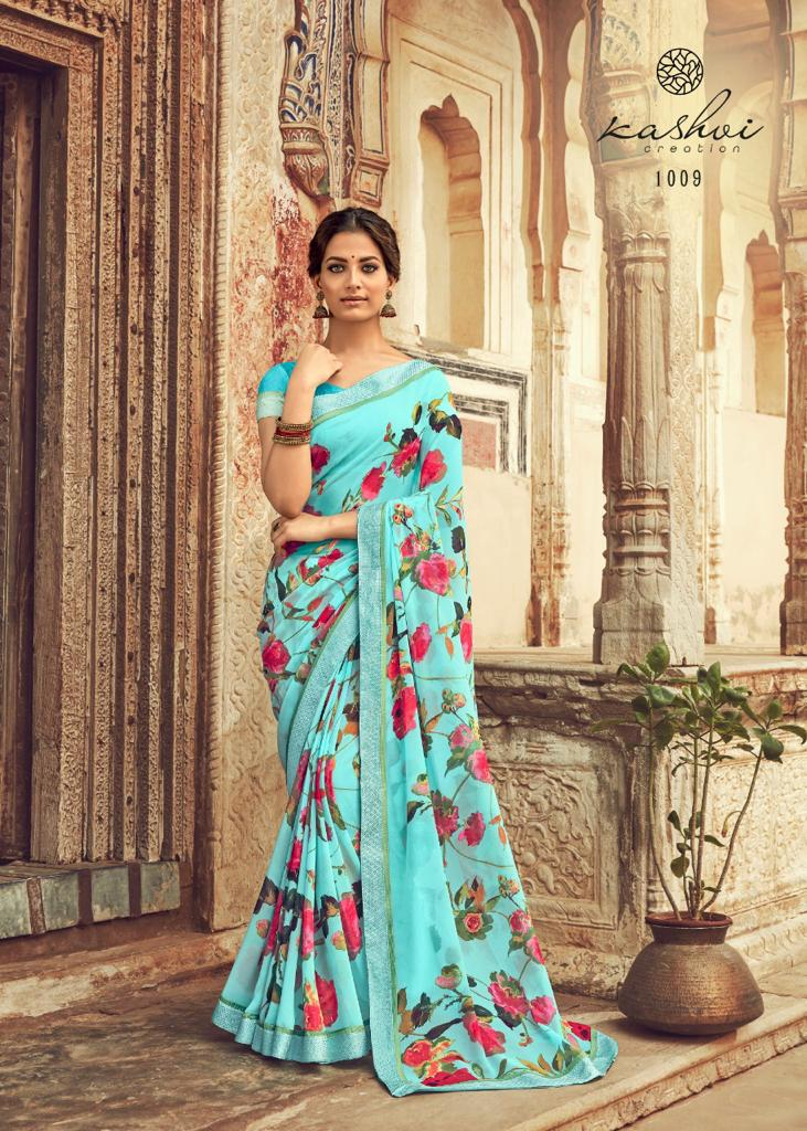 Kashvi Orchid by Lt Fabrics Saree Sari Wholesale Catalog 10 Pcs 20 - Kashvi Orchid by Lt Fabrics Saree Sari Wholesale Catalog 10 Pcs