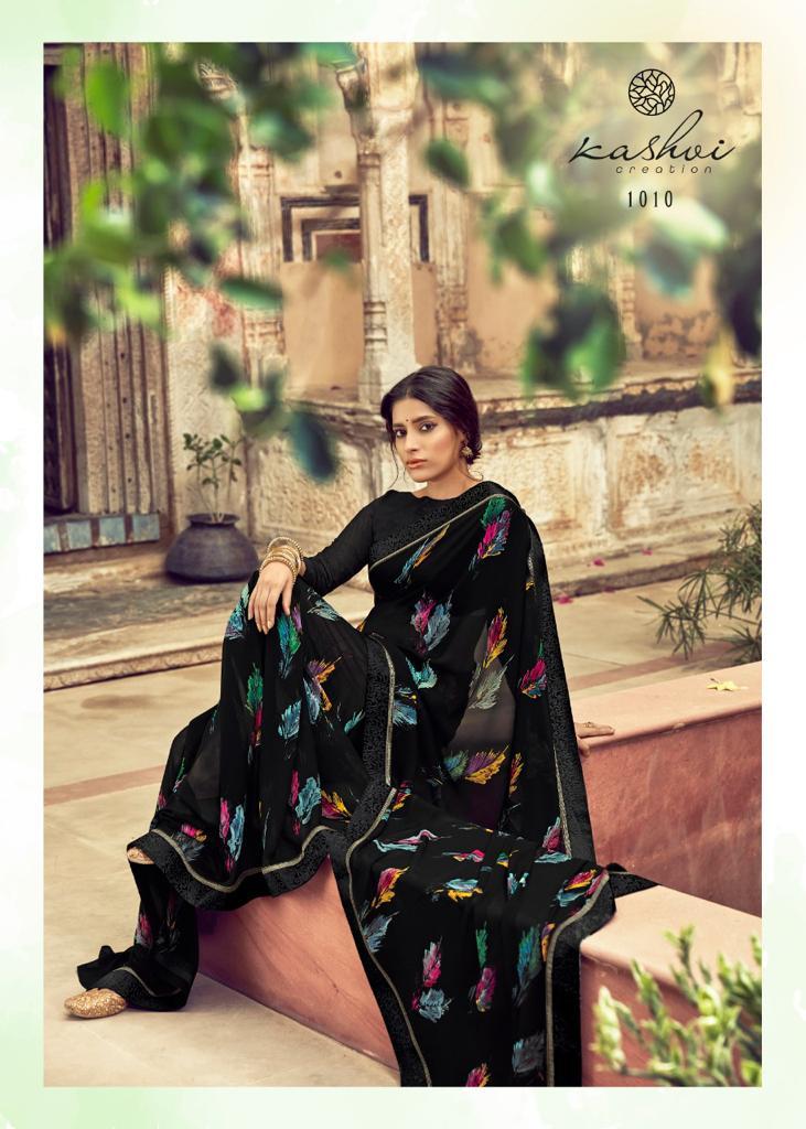 Kashvi Orchid by Lt Fabrics Saree Sari Wholesale Catalog 10 Pcs 21 - Kashvi Orchid by Lt Fabrics Saree Sari Wholesale Catalog 10 Pcs