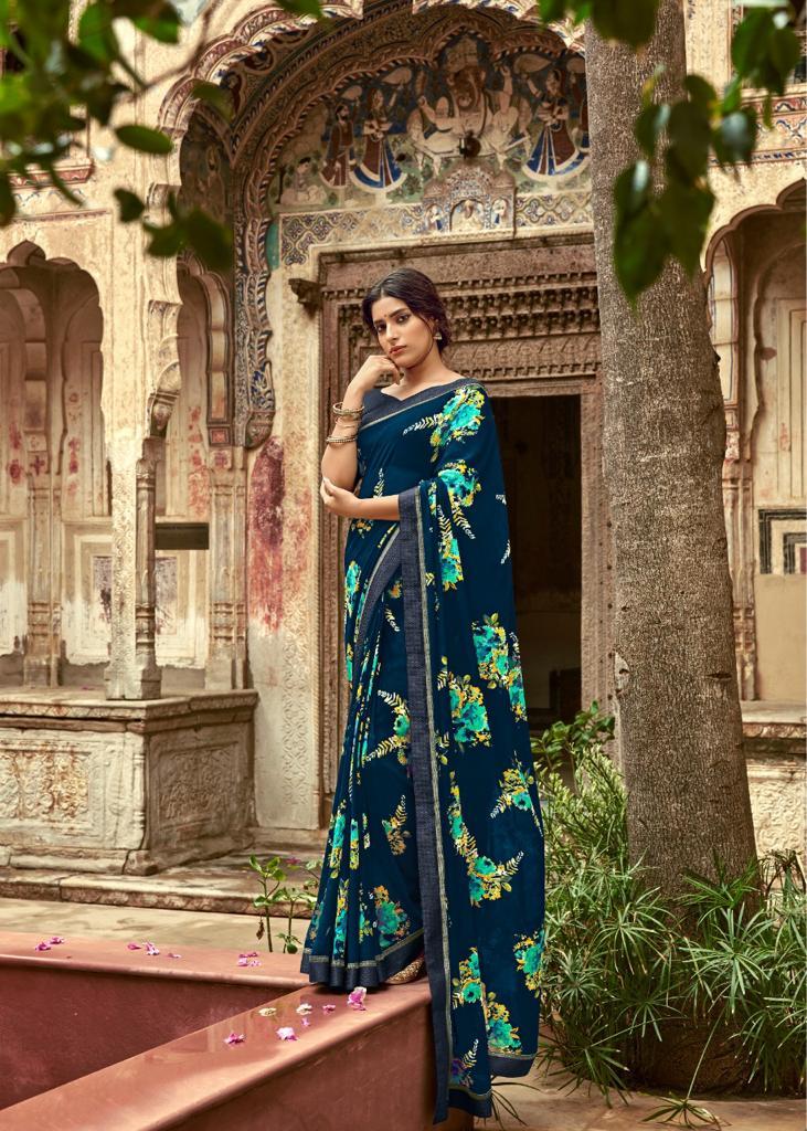 Kashvi Orchid by Lt Fabrics Saree Sari Wholesale Catalog 10 Pcs 4 - Kashvi Orchid by Lt Fabrics Saree Sari Wholesale Catalog 10 Pcs