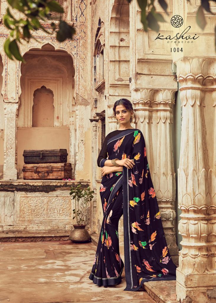 Kashvi Orchid by Lt Fabrics Saree Sari Wholesale Catalog 10 Pcs 9 - Kashvi Orchid by Lt Fabrics Saree Sari Wholesale Catalog 10 Pcs