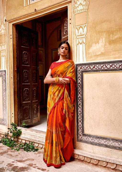 Kashvi Zara by Lt Fabrics Saree Sari Wholesale Catalog 10 Pcs 10 510x714 - Kashvi Zara by Lt Fabrics Saree Sari Wholesale Catalog 10 Pcs