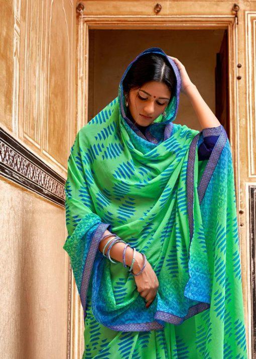 Kashvi Zara by Lt Fabrics Saree Sari Wholesale Catalog 10 Pcs 15 510x714 - Kashvi Zara by Lt Fabrics Saree Sari Wholesale Catalog 10 Pcs
