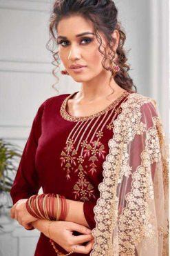 Kayce Kasmeera Afreen Salwar Suit Wholesale Catalog 8 Pcs 247x371 - Kayce Kasmeera Afreen Salwar Suit Wholesale Catalog 8 Pcs