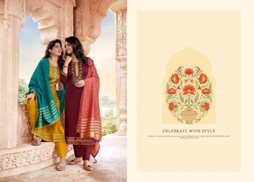 Kessi Sahenaj Salwar Suit Wholesale Catalog 8 Pcs 1 510x365 - Kessi Sahenaj Salwar Suit Wholesale Catalog 8 Pcs
