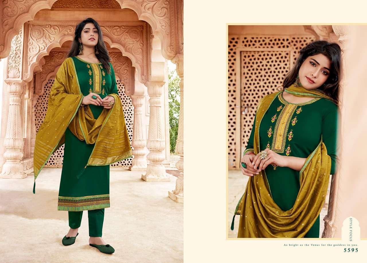 Kessi Sahenaj Salwar Suit Wholesale Catalog 8 Pcs 10 - Kessi Sahenaj Salwar Suit Wholesale Catalog 8 Pcs