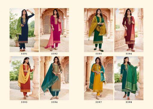 Kessi Sahenaj Salwar Suit Wholesale Catalog 8 Pcs 11 510x365 - Kessi Sahenaj Salwar Suit Wholesale Catalog 8 Pcs