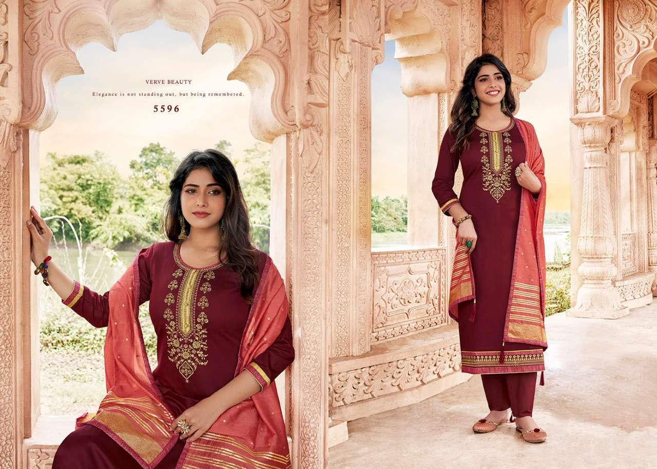 Kessi Sahenaj Salwar Suit Wholesale Catalog 8 Pcs 2 - Kessi Sahenaj Salwar Suit Wholesale Catalog 8 Pcs