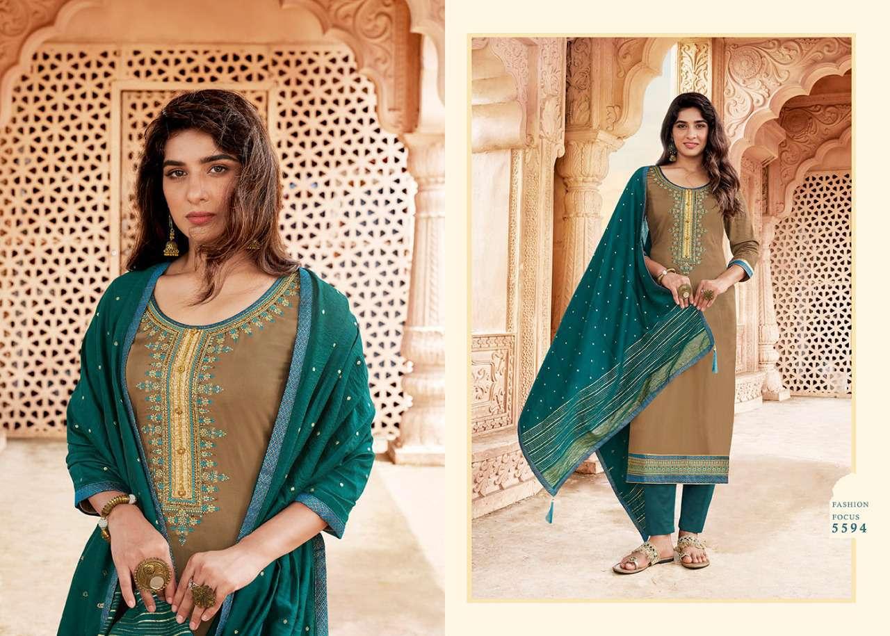Kessi Sahenaj Salwar Suit Wholesale Catalog 8 Pcs 3 - Kessi Sahenaj Salwar Suit Wholesale Catalog 8 Pcs