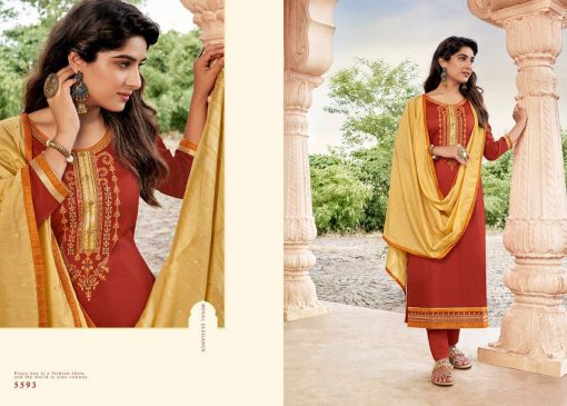 Kessi Sahenaj Salwar Suit Wholesale Catalog 8 Pcs 8 510x365 - Kessi Sahenaj Salwar Suit Wholesale Catalog 8 Pcs