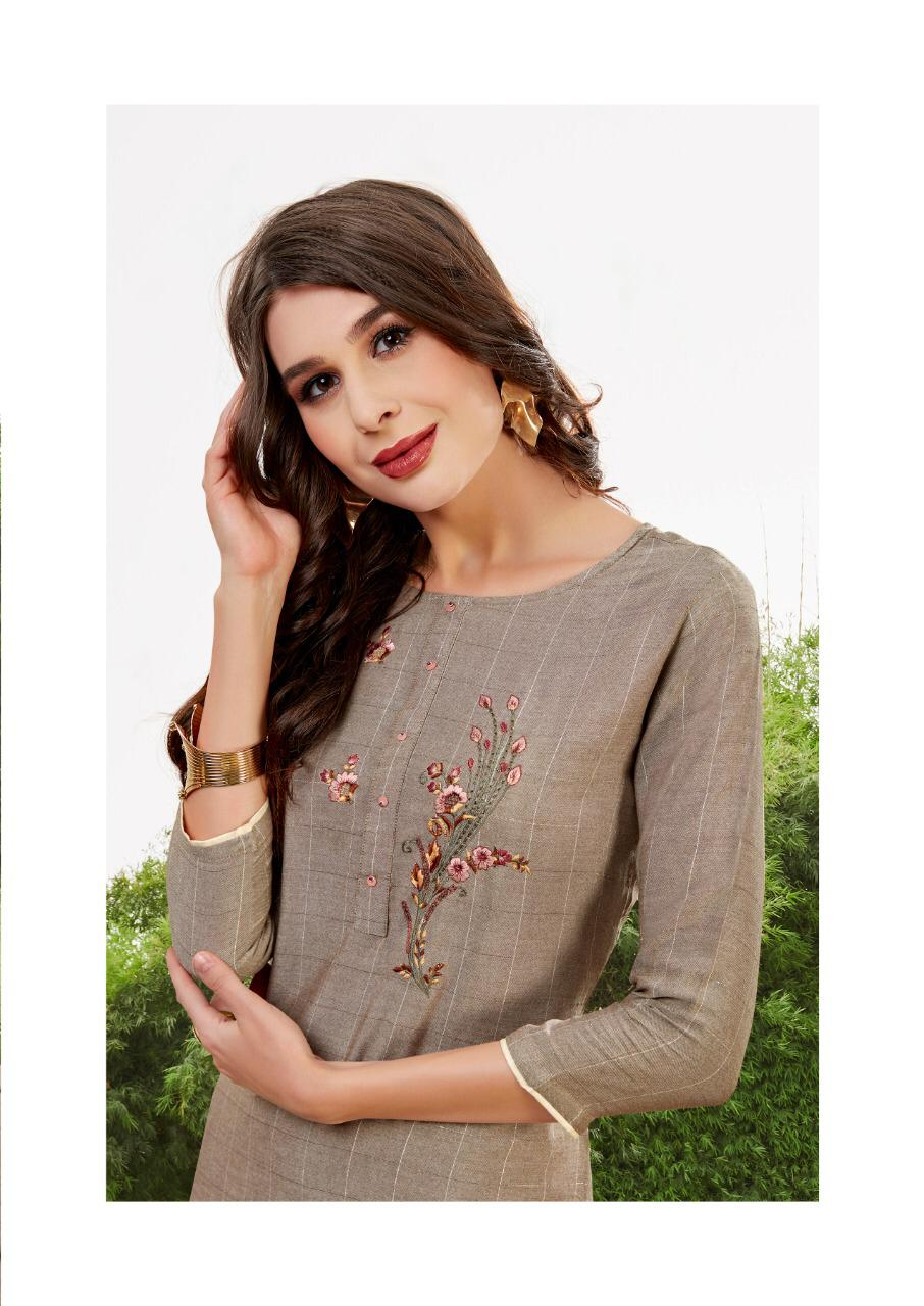 Ladies Flavour Lilly Kurti with Palazzo Wholesale Catalog 8 Pcs 12 - Ladies Flavour Lilly Kurti with Palazzo Wholesale Catalog 8 Pcs