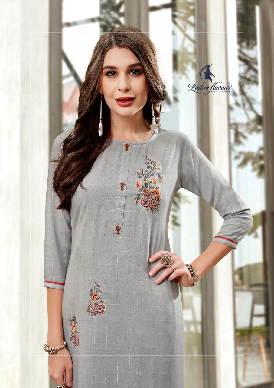 Ladies Flavour Lilly Kurti with Palazzo Wholesale Catalog 8 Pcs 16 - Ladies Flavour Lilly Kurti with Palazzo Wholesale Catalog 8 Pcs
