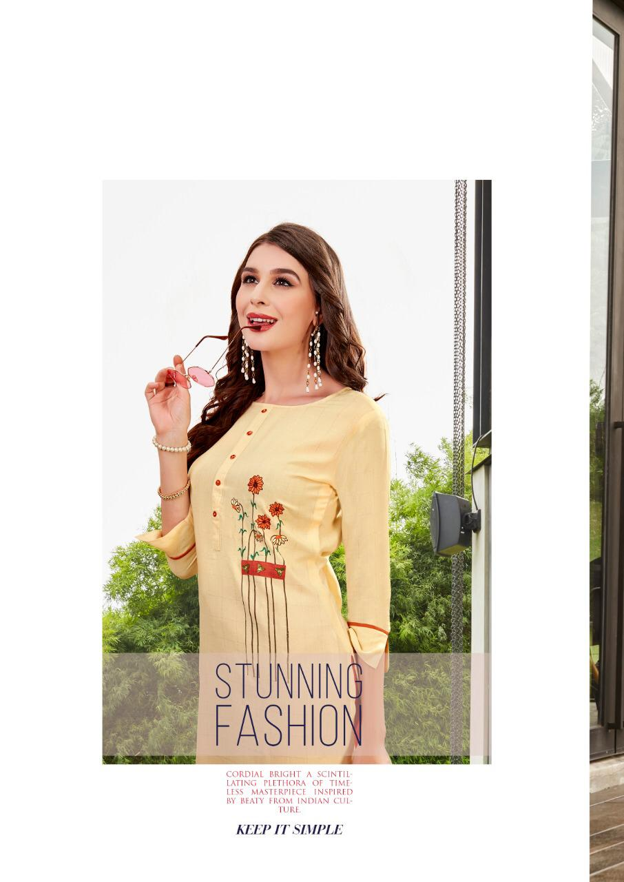 Ladies Flavour Lilly Kurti with Palazzo Wholesale Catalog 8 Pcs 4 - Ladies Flavour Lilly Kurti with Palazzo Wholesale Catalog 8 Pcs
