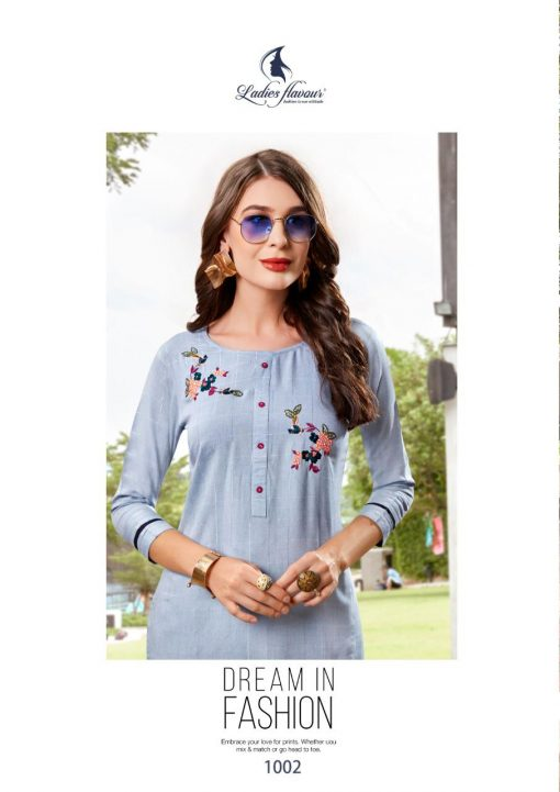 Ladies Flavour Lilly Kurti with Palazzo Wholesale Catalog 8 Pcs 8 510x721 - Ladies Flavour Lilly Kurti with Palazzo Wholesale Catalog 8 Pcs