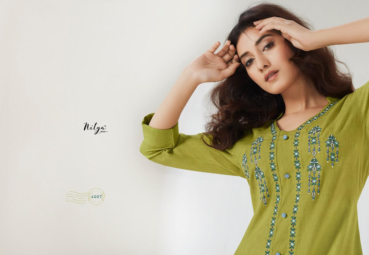 Lt Fabrics Nitya Essentials Vol 4 Tops Wholesale Catalog 8 Pcs 13 - Lt Fabrics Nitya Essentials Vol 4 Tops Wholesale Catalog 8 Pcs
