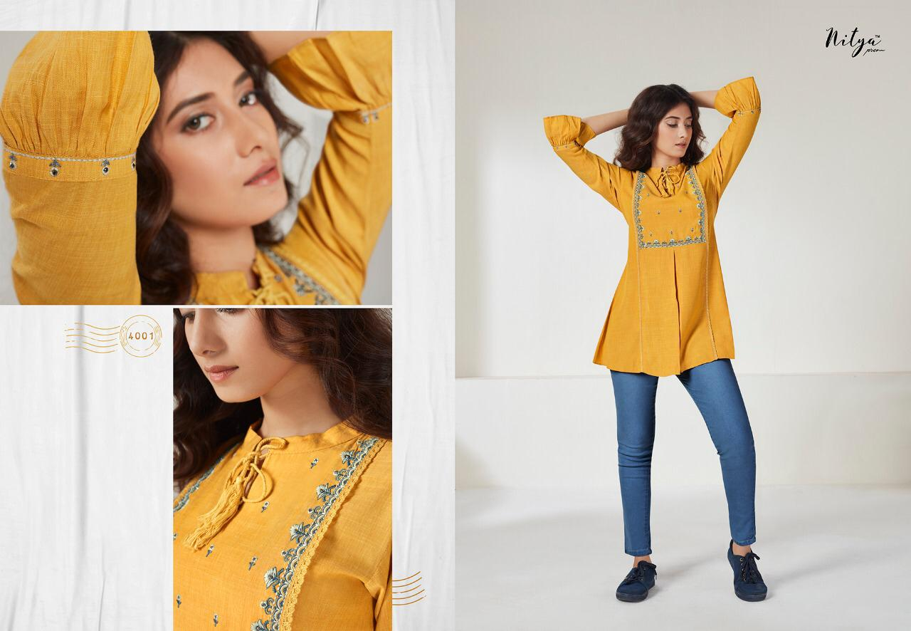 Lt Fabrics Nitya Essentials Vol 4 Tops Wholesale Catalog 8 Pcs 3 - Lt Fabrics Nitya Essentials Vol 4 Tops Wholesale Catalog 8 Pcs