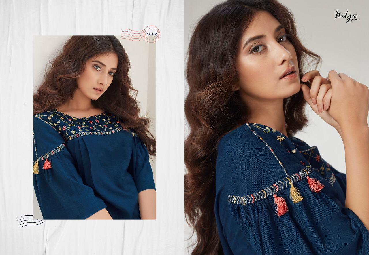 Lt Fabrics Nitya Essentials Vol 4 Tops Wholesale Catalog 8 Pcs 4 - Lt Fabrics Nitya Essentials Vol 4 Tops Wholesale Catalog 8 Pcs