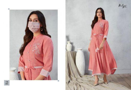 Lt Fabrics Nitya Prisha Kurti Wholesale Catalog 6 Pcs 10 510x353 - Lt Fabrics Nitya Prisha Kurti Wholesale Catalog 6 Pcs