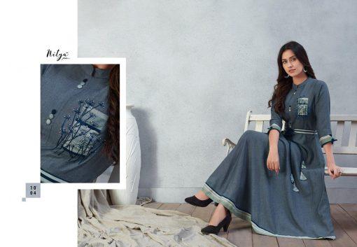 Lt Fabrics Nitya Prisha Kurti Wholesale Catalog 6 Pcs 7 510x353 - Lt Fabrics Nitya Prisha Kurti Wholesale Catalog 6 Pcs