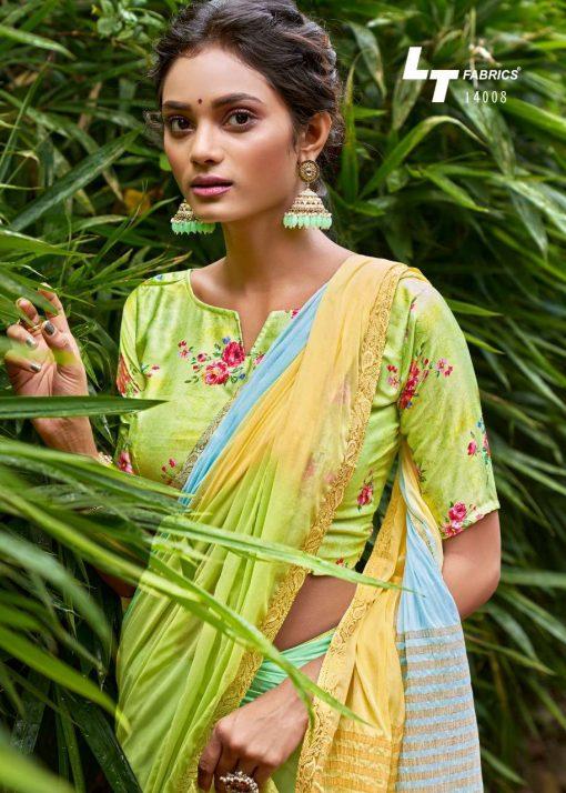Lt Fabrics Satrupa Double Blouse Saree Sari Wholesale Catalog 10 Pcs 13 510x714 - Lt Fabrics Satrupa Double Blouse Saree Sari Wholesale Catalog 10 Pcs