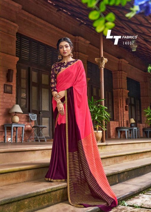 Lt Fabrics Satrupa Double Blouse Saree Sari Wholesale Catalog 10 Pcs 14 510x714 - Lt Fabrics Satrupa Double Blouse Saree Sari Wholesale Catalog 10 Pcs