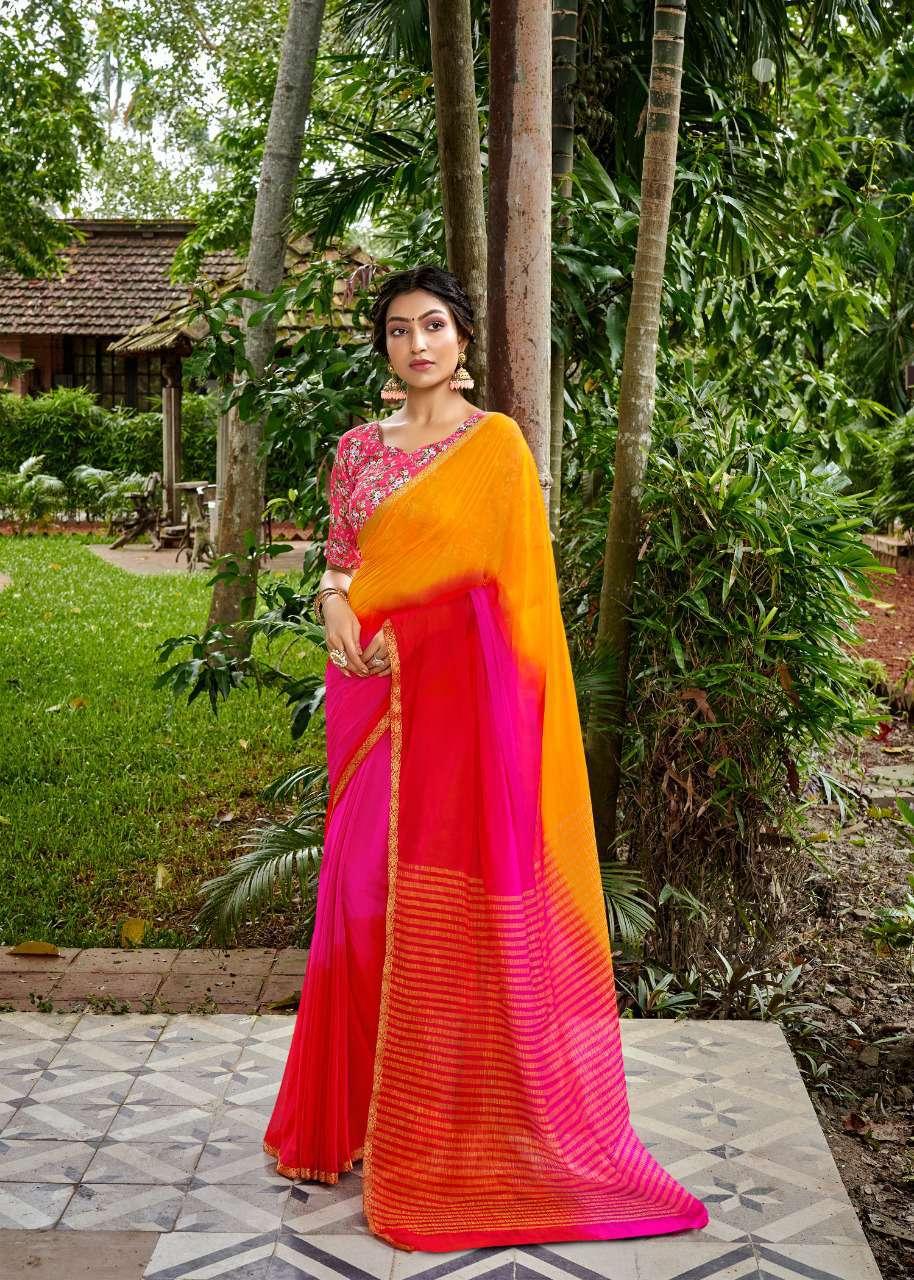 Lt Fabrics Satrupa Double Blouse Saree Sari Wholesale Catalog 10 Pcs 5 - Lt Fabrics Satrupa Double Blouse Saree Sari Wholesale Catalog 10 Pcs