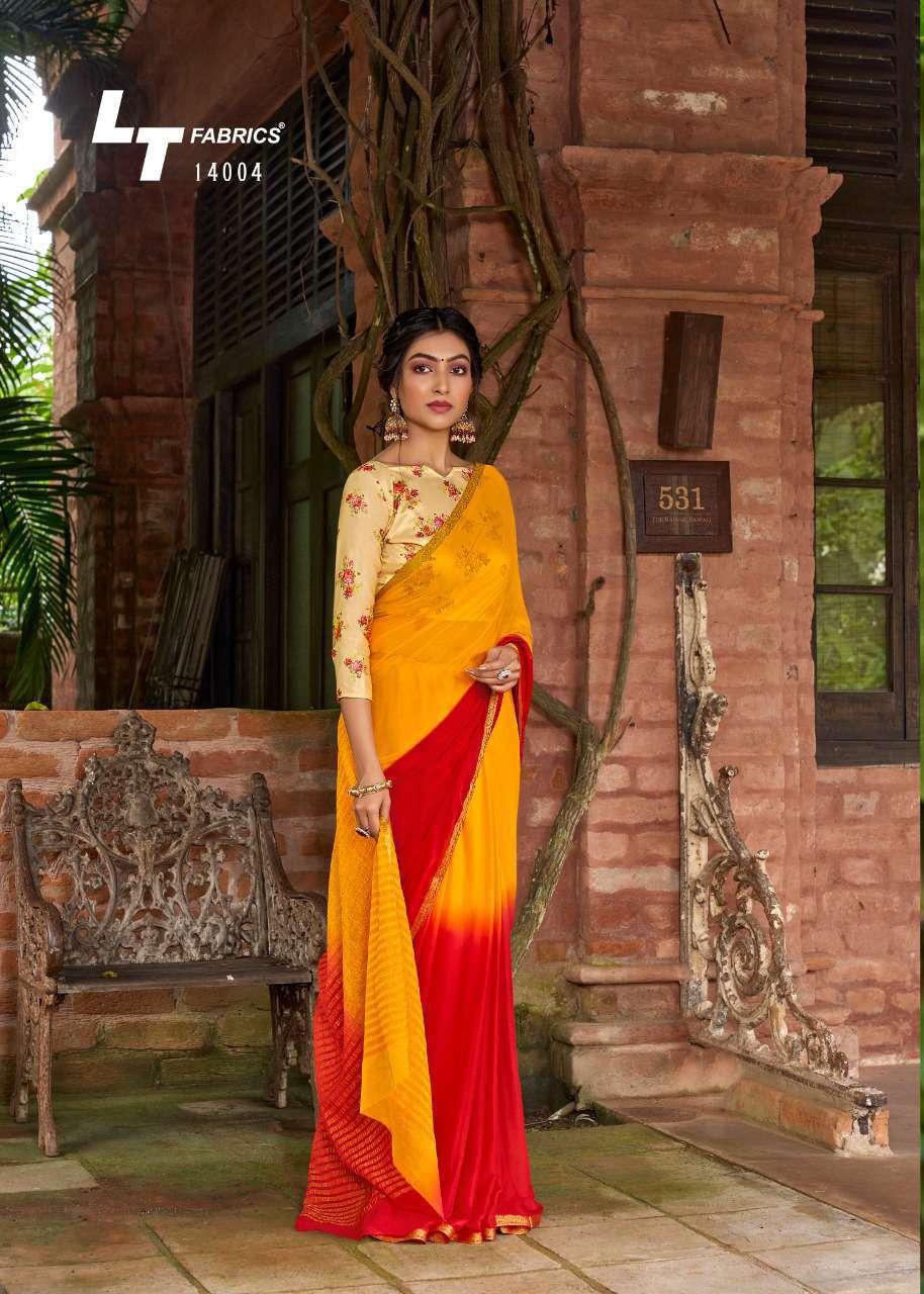 Lt Fabrics Satrupa Double Blouse Saree Sari Wholesale Catalog 10 Pcs 7 - Lt Fabrics Satrupa Double Blouse Saree Sari Wholesale Catalog 10 Pcs
