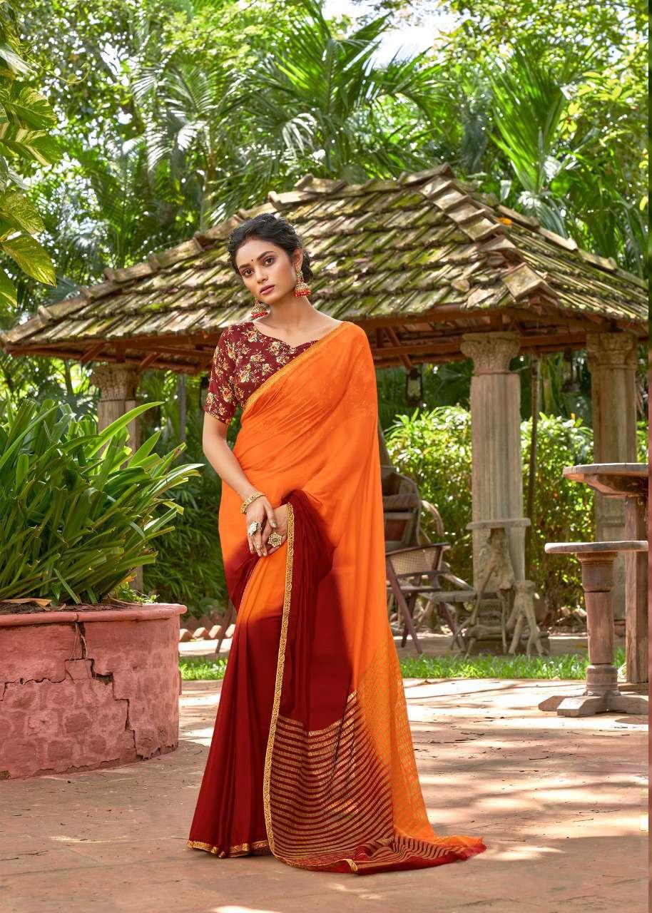 Lt Fabrics Satrupa Double Blouse Saree Sari Wholesale Catalog 10 Pcs 8 - Lt Fabrics Satrupa Double Blouse Saree Sari Wholesale Catalog 10 Pcs