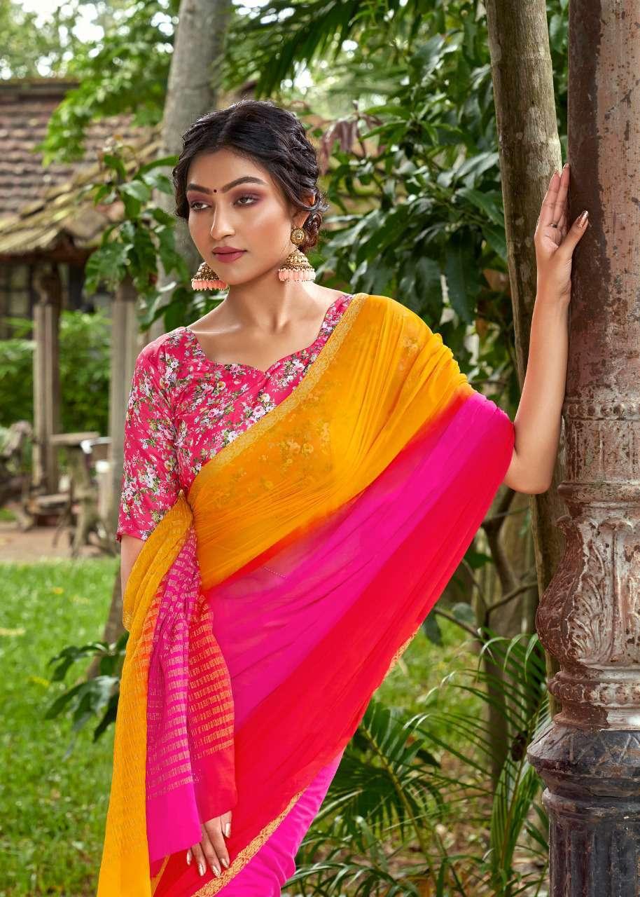 Lt Fabrics Satrupa Double Blouse Saree Sari Wholesale Catalog 10 Pcs 9 - Lt Fabrics Satrupa Double Blouse Saree Sari Wholesale Catalog 10 Pcs