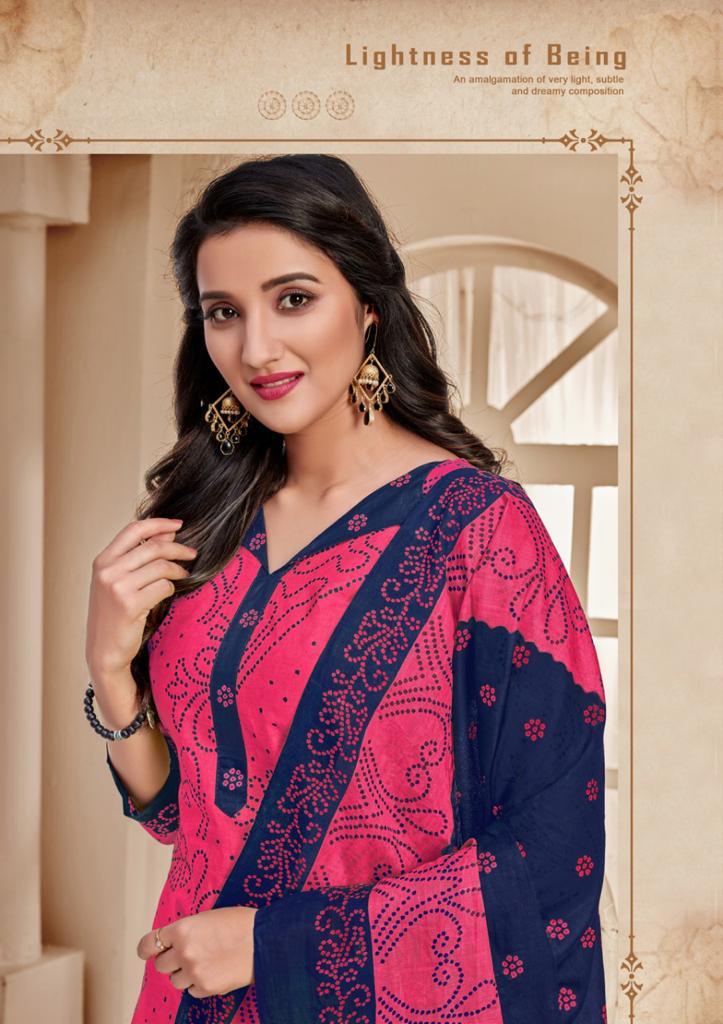 Mayur Bandhani Special Vol 9 Salwar Suit Wholesale Catalog 12 Pcs 12 - Mayur Bandhani Special Vol 9 Salwar Suit Wholesale Catalog 12 Pcs