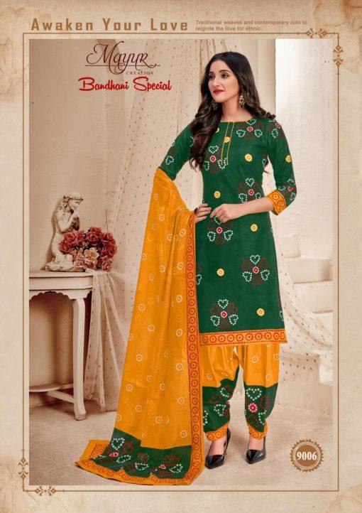 Mayur Bandhani Special Vol 9 Salwar Suit Wholesale Catalog 12 Pcs 2 510x722 - Mayur Bandhani Special Vol 9 Salwar Suit Wholesale Catalog 12 Pcs
