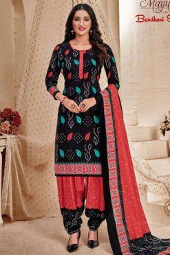 Mayur Bandhani Special Vol 9 Salwar Suit Wholesale Catalog 12 Pcs