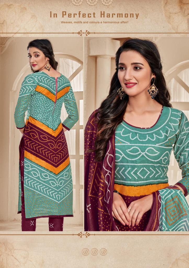 Mayur Bandhani Special Vol 9 Salwar Suit Wholesale Catalog 12 Pcs 6 - Mayur Bandhani Special Vol 9 Salwar Suit Wholesale Catalog 12 Pcs
