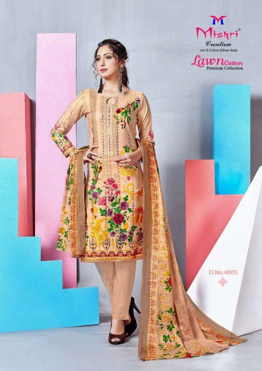 Mishri Lawn Cotton Vol 4 Premium Karachi Salwar Suit Wholesale Catalog 10 Pcs 11 510x722 - Mishri Lawn Cotton Vol 4 Premium Karachi Salwar Suit Wholesale Catalog 10 Pcs