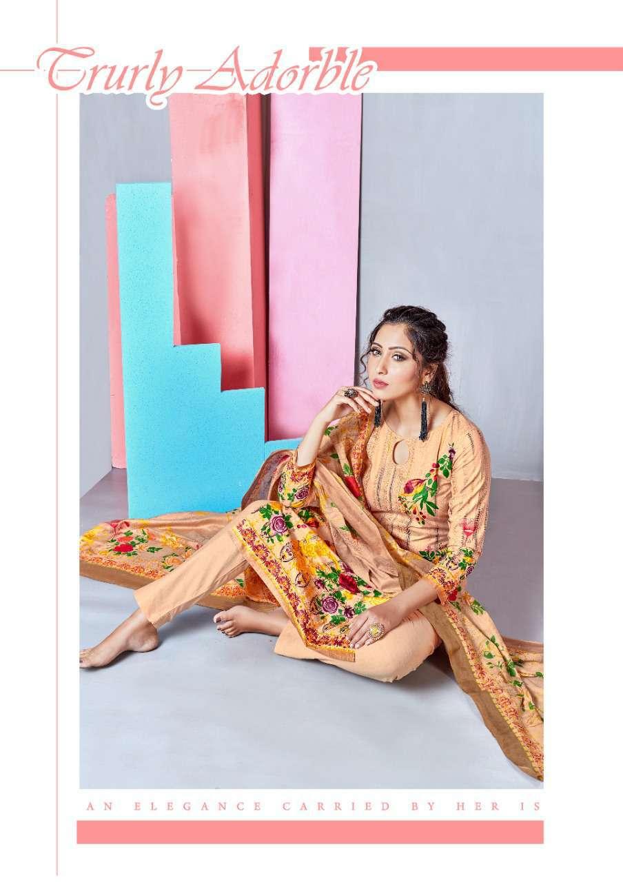 Mishri Lawn Cotton Vol 4 Premium Karachi Salwar Suit Wholesale Catalog 10 Pcs 12 - Mishri Lawn Cotton Vol 4 Premium Karachi Salwar Suit Wholesale Catalog 10 Pcs