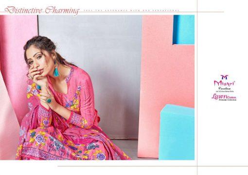 Mishri Lawn Cotton Vol 4 Premium Karachi Salwar Suit Wholesale Catalog 10 Pcs 19 510x361 - Mishri Lawn Cotton Vol 4 Premium Karachi Salwar Suit Wholesale Catalog 10 Pcs