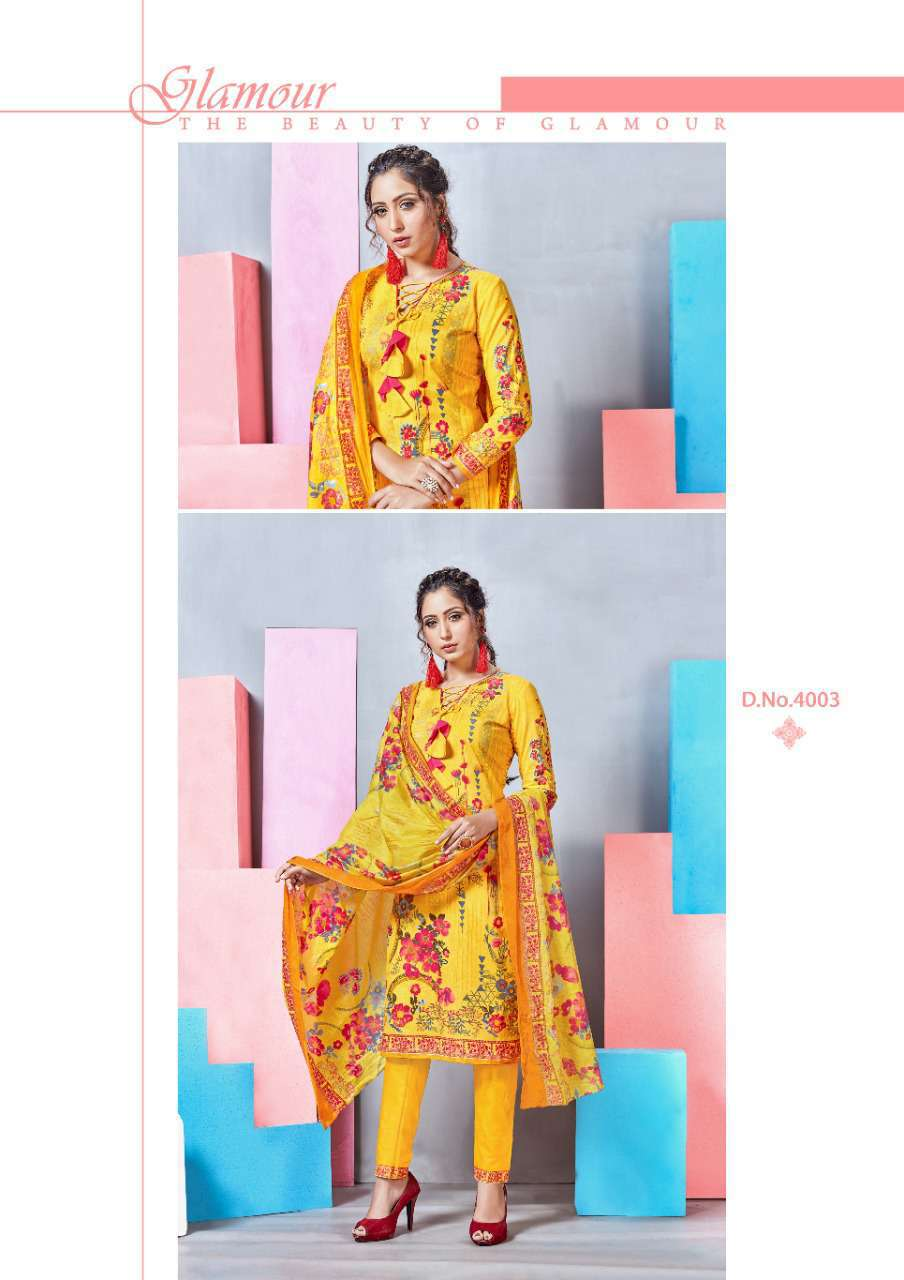 Mishri Lawn Cotton Vol 4 Premium Karachi Salwar Suit Wholesale Catalog 10 Pcs 6 - Mishri Lawn Cotton Vol 4 Premium Karachi Salwar Suit Wholesale Catalog 10 Pcs