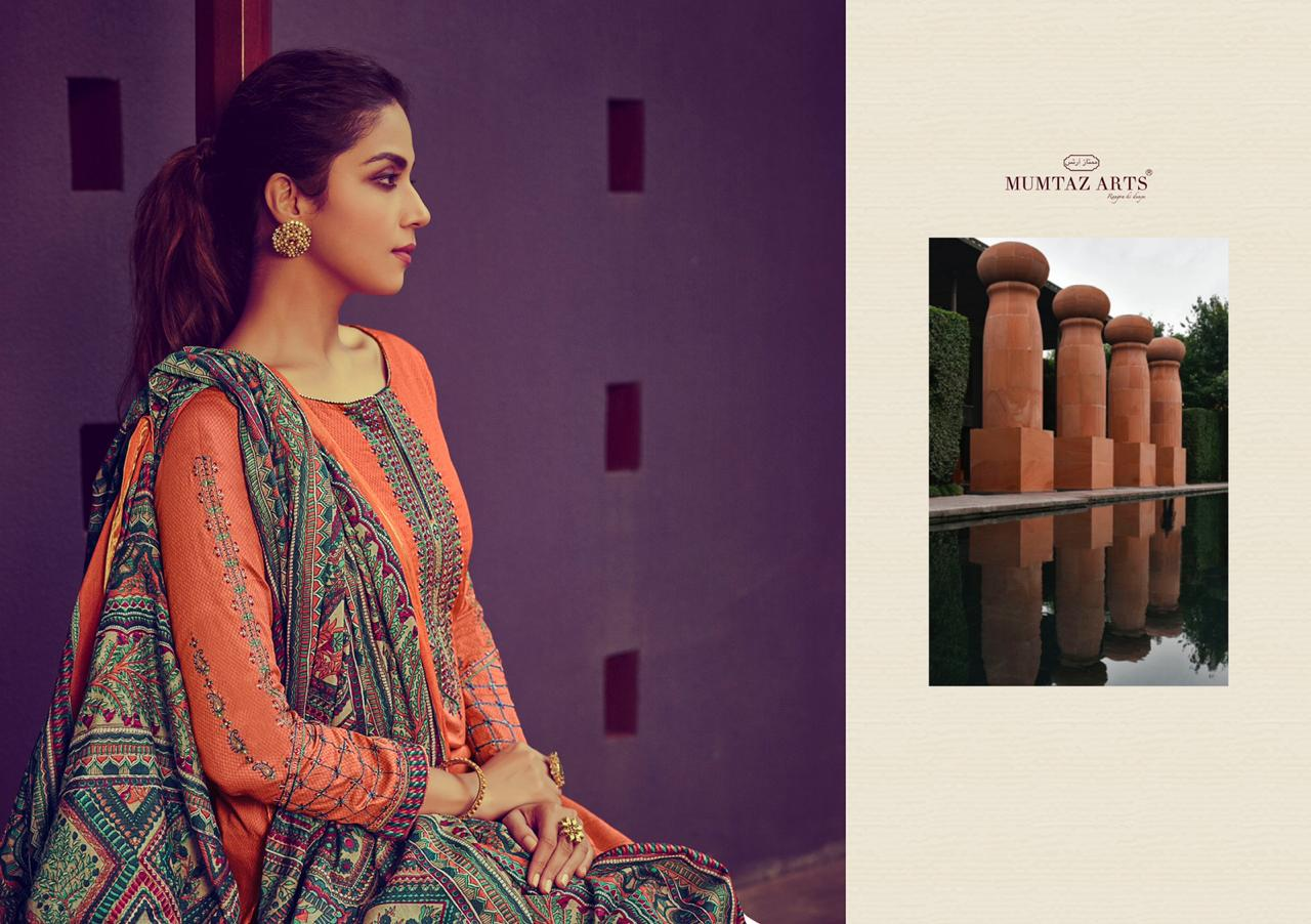 Mumtaz Arts Jamdani Hit List Salwar Suit Wholesale Catalog 6 Pcs 3 - Mumtaz Arts Jamdani Hit List Salwar Suit Wholesale Catalog 6 Pcs