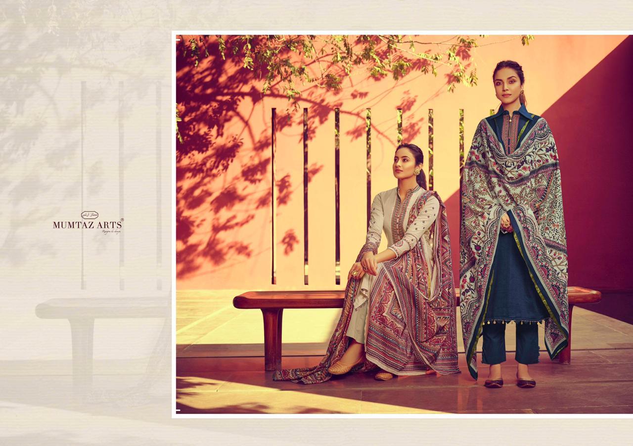 Mumtaz Arts Jamdani Hit List Salwar Suit Wholesale Catalog 6 Pcs 9 - Mumtaz Arts Jamdani Hit List Salwar Suit Wholesale Catalog 6 Pcs