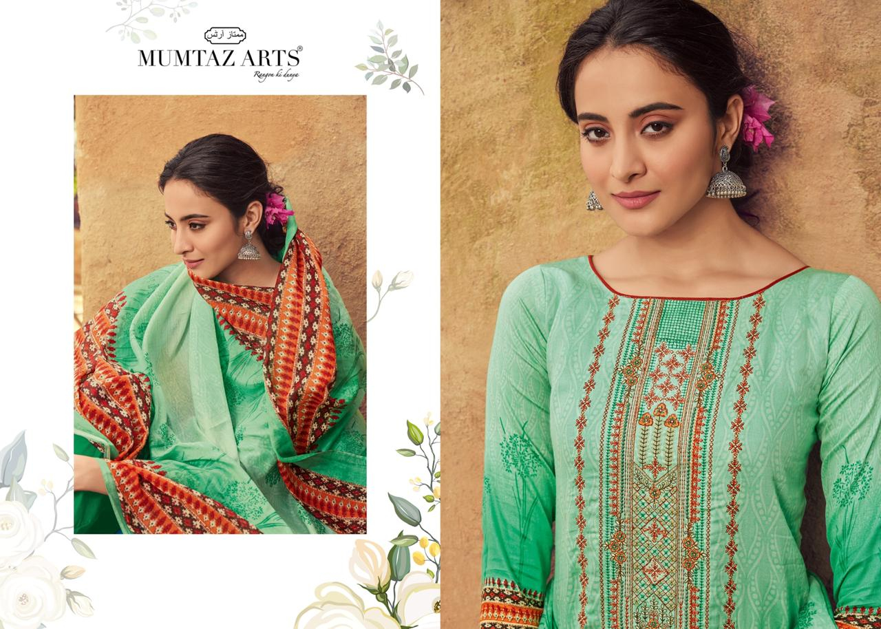 Mumtaz Arts Kinnari Salwar Suit Wholesale Catalog 10 Pcs 12 - Mumtaz Arts Kinnari Salwar Suit Wholesale Catalog 10 Pcs