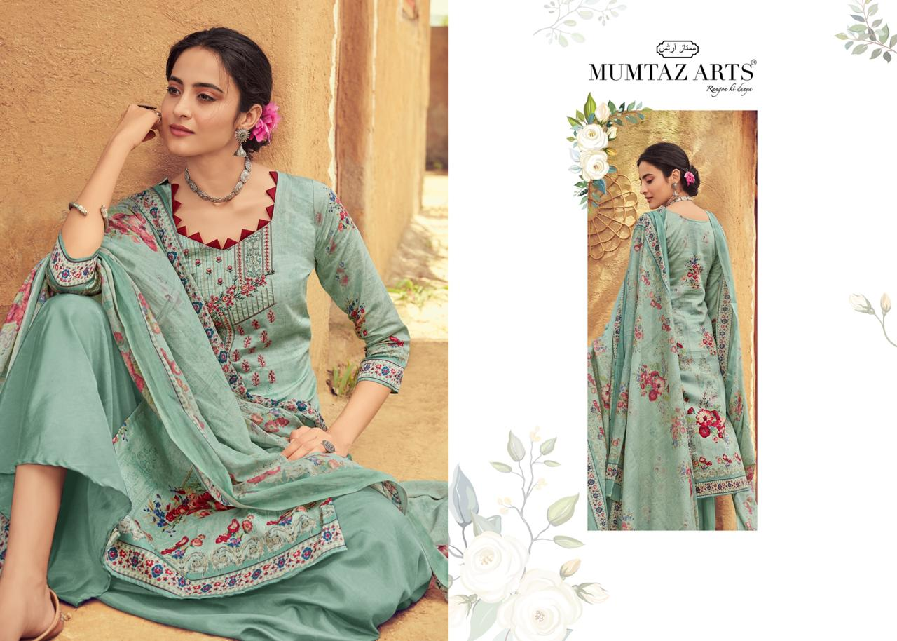 Mumtaz Arts Kinnari Salwar Suit Wholesale Catalog 10 Pcs 16 - Mumtaz Arts Kinnari Salwar Suit Wholesale Catalog 10 Pcs