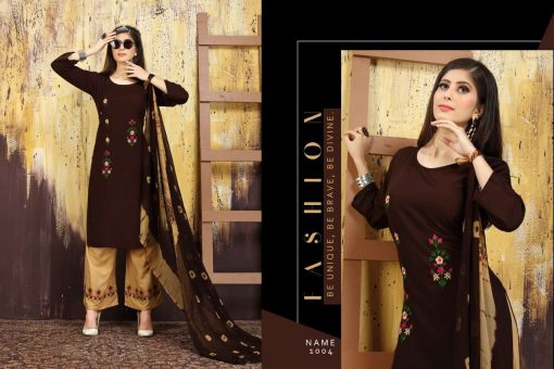 Nayra Kurti with Dupatta Bottom Wholesale Catalog 6 Pcs 5 510x340 - Nayra Kurti with Dupatta Bottom Wholesale Catalog 6 Pcs